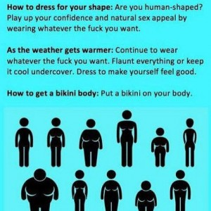 Shop for a Human Body